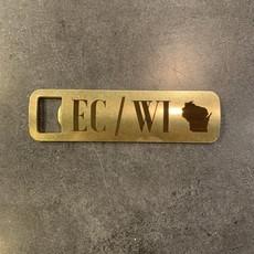 Zootility Brass Bottle Opener - ECWI