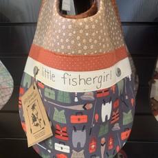 Deb Christenson Bib - Little Fishergirl