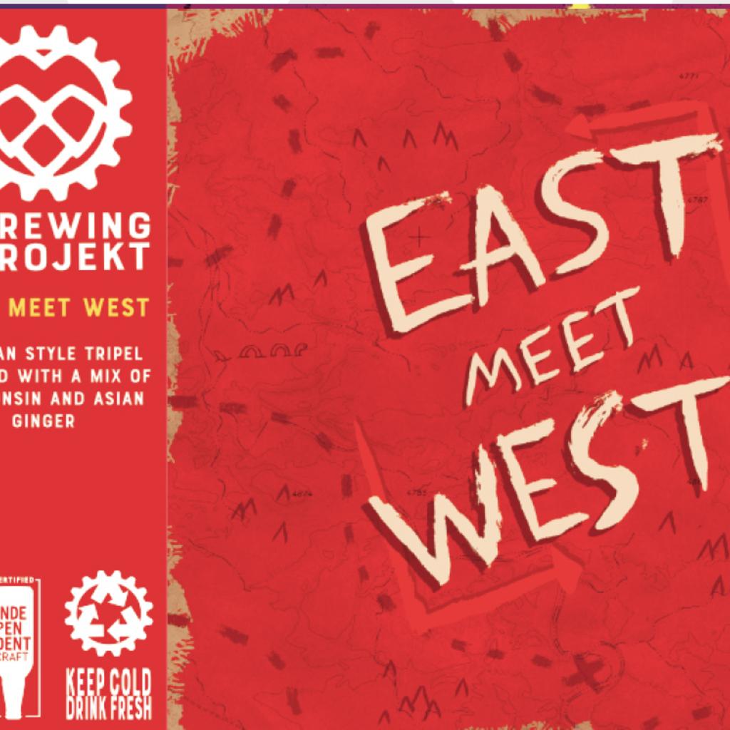 The Brewing Projekt Brewing Projekt Beer - East Meet West Can (16 oz.)