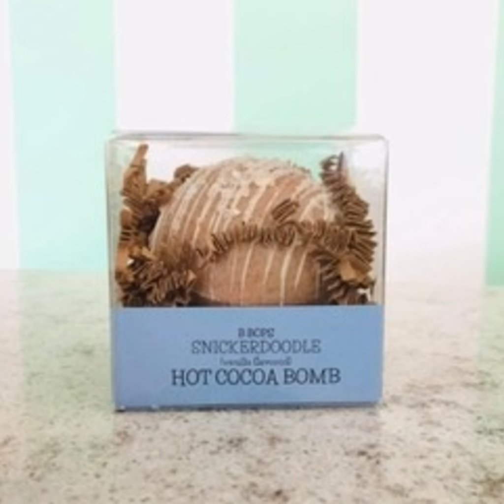 Hot Cocoa Bomb - Snickerdoodle