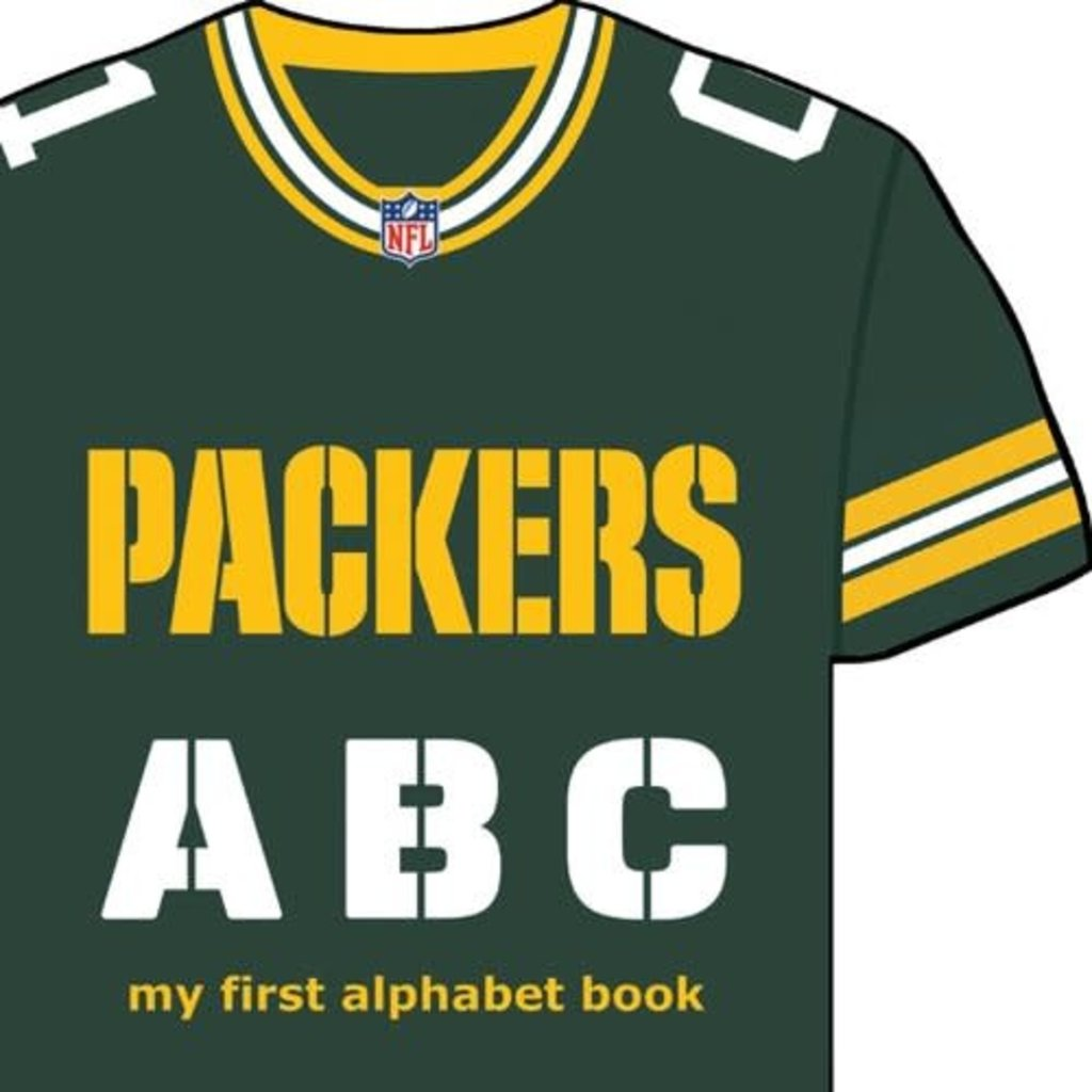 Brad M. Epstein Packers ABC: My First Alphabet Book