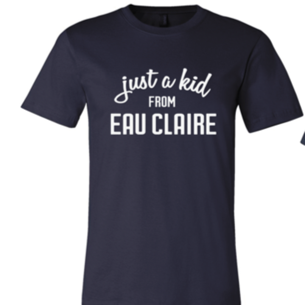 Volume One Just A Kid From Eau Claire Tee