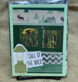Cari Raynae Call of the Wild Greeting Card