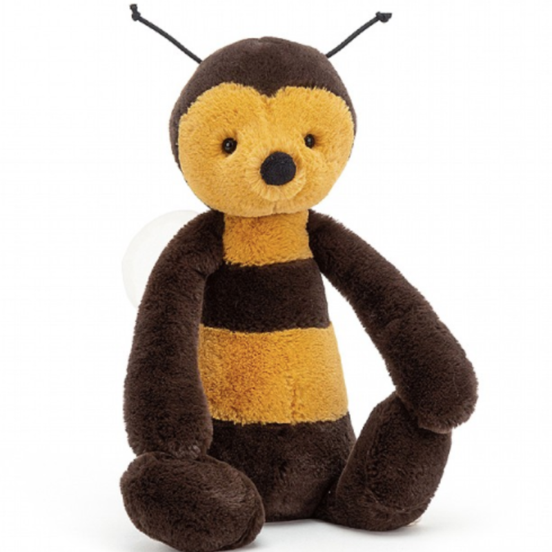 Jelly Cat Plush Animal - Bee (Medium)