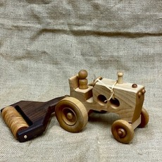 Hower Toys Hower Toys - Tractor & Disc Wooden Toy