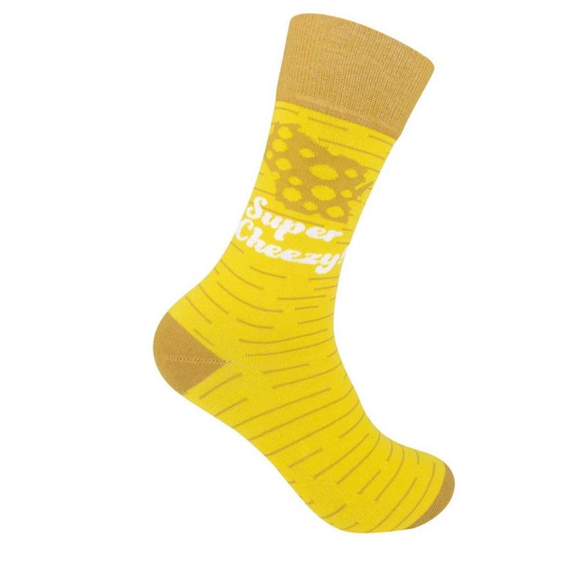 Volume One Socks - Super Cheezy
