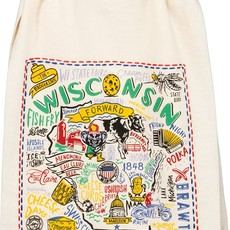 Volume One Kitchen Towel - Super Wisconsin
