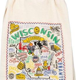 Volume One Kitchen Towel - Super Wisconsin