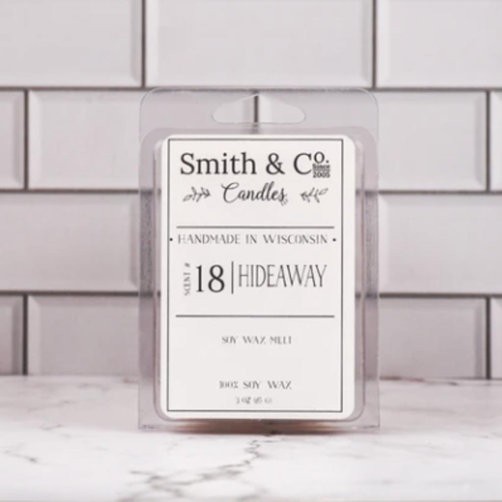 Wax Melt - Smith & Co. Candles