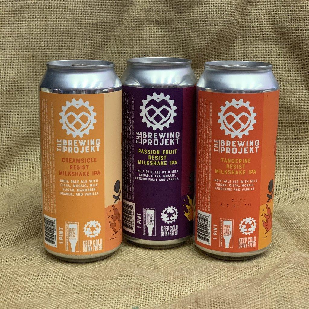 The Brewing Projekt Brewing Projekt Beer - Resist (16 oz.)