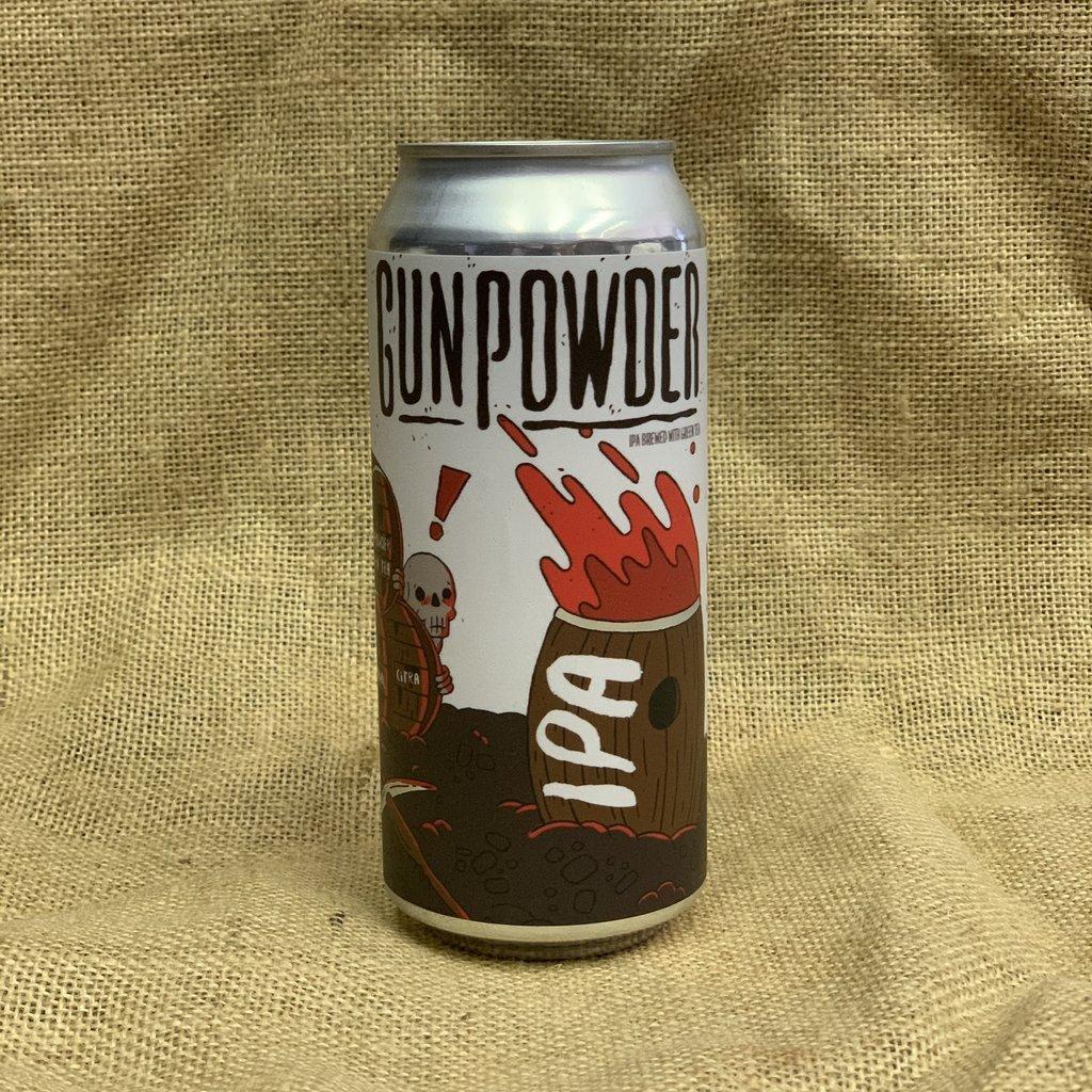 The Brewing Projekt Brewing Projekt Beer - Gunpowder IPA Can (16 oz.)