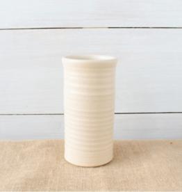 Farmhouse Ridges Short Vase