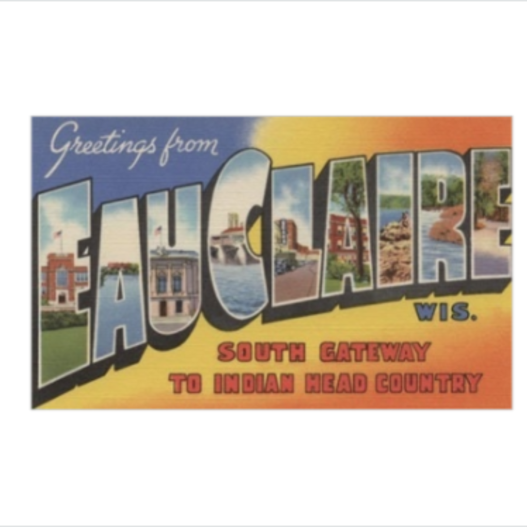 Volume One Greetings from Eau Claire Puzzle