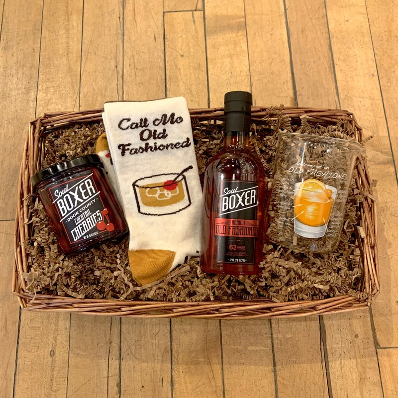 Volume One Gift Basket - Call Me Old Fashioned