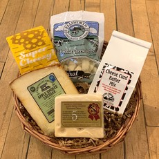 Volume One Gift Basket - Say Cheese
