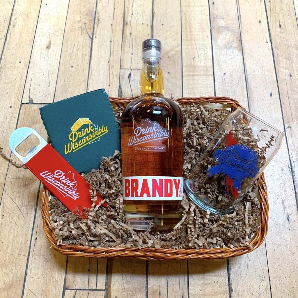 Volume One Gift Basket - Ultimate Drink Wisconsinbly