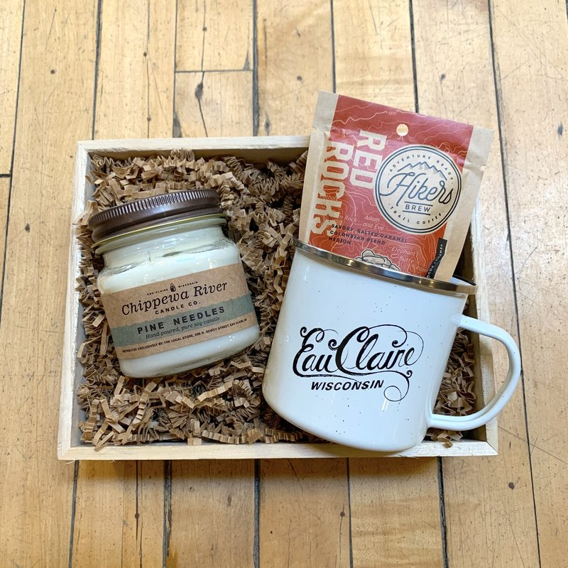 Volume One Gift Basket - Coffee Break