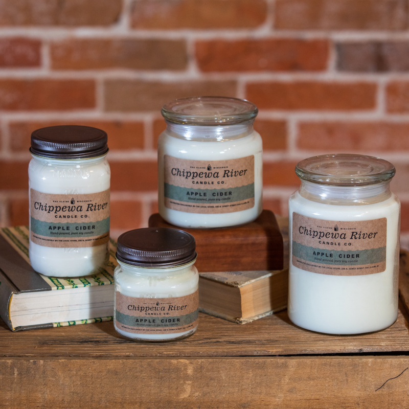 Chippewa River Candle Co. Apple Cider | Chippewa River Candle Co.