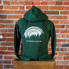 Volume One Midwest is Best Cowl Sweatshirt (Women's)
