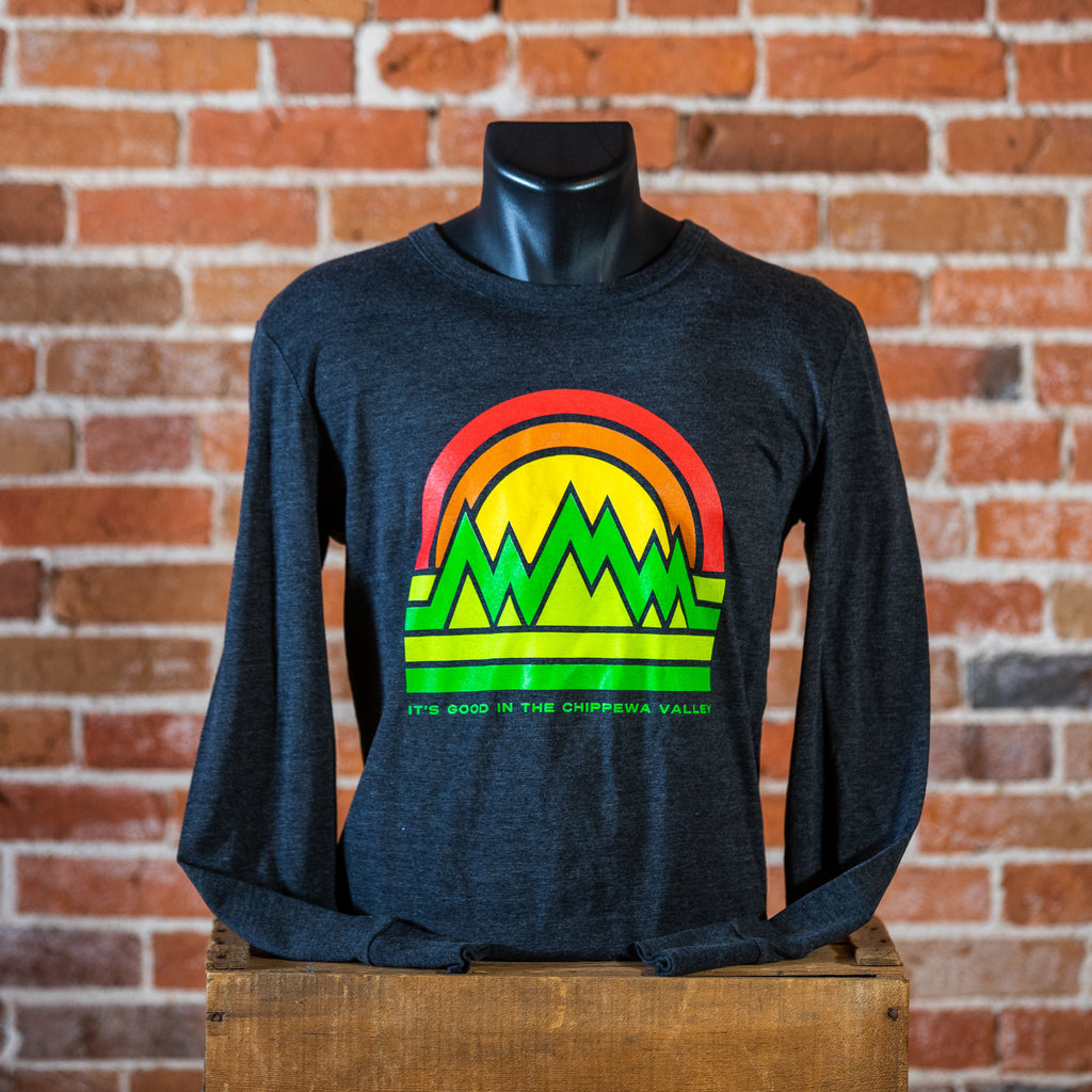 Volume One Triblend Longsleeve - Good in the Chippewa Valley