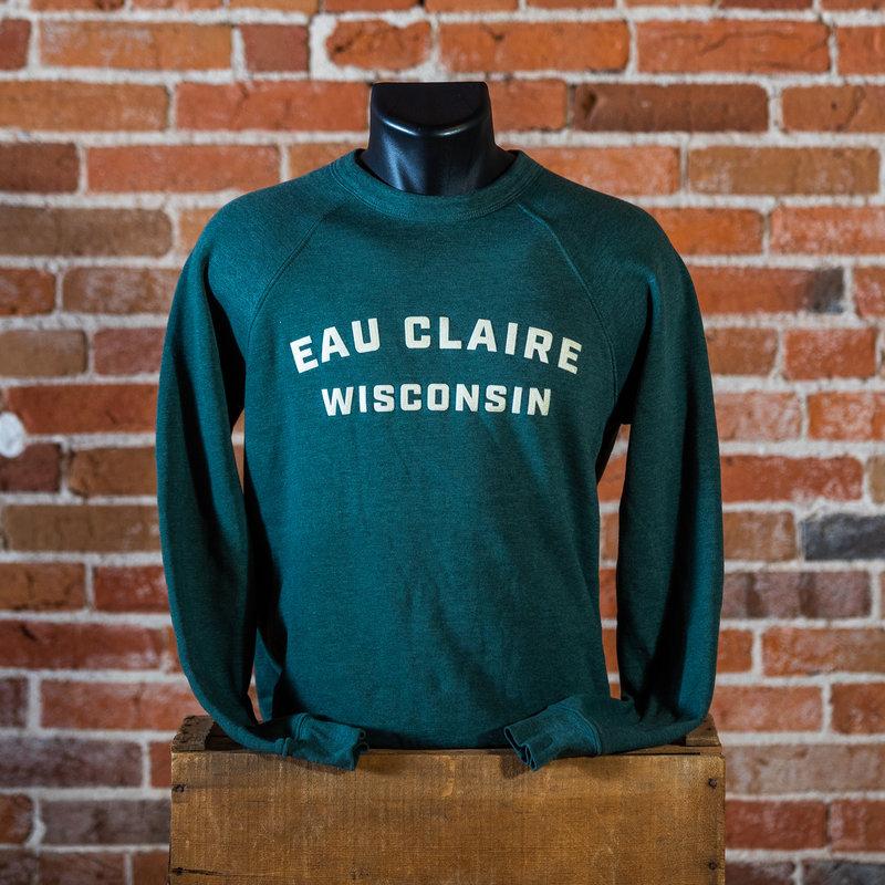 Volume One Crewneck - Eau Claire, Wisconsin (Felt)