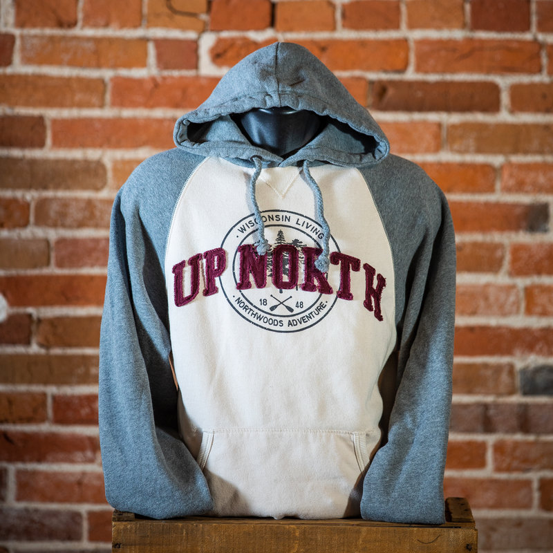 Volume One Wisconsin Up North Hoodie