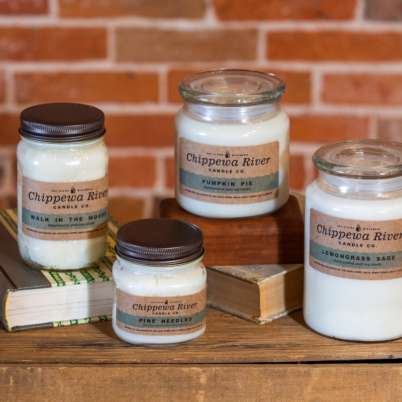 Chippewa River Candle Co. Lavender   Chippewa River Candle Co.