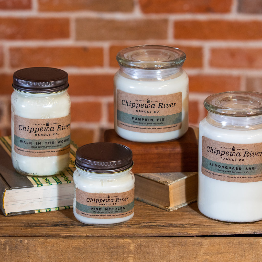 Chippewa River Candle Co. Walk in the Woods   Chippewa River Candle Co.