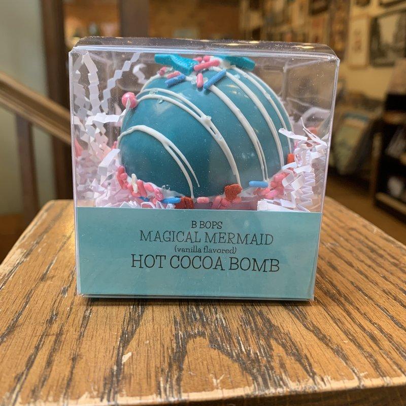 Hot Cocoa Bomb - Mermaid