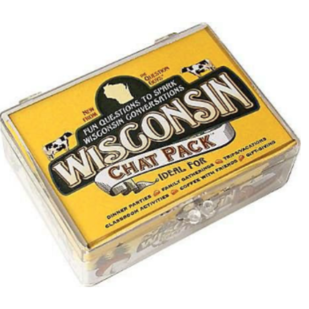 William Randall Publishing Wisconsin Chat Pack