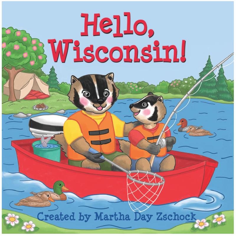 Volume One Hello, Wisconsin!
