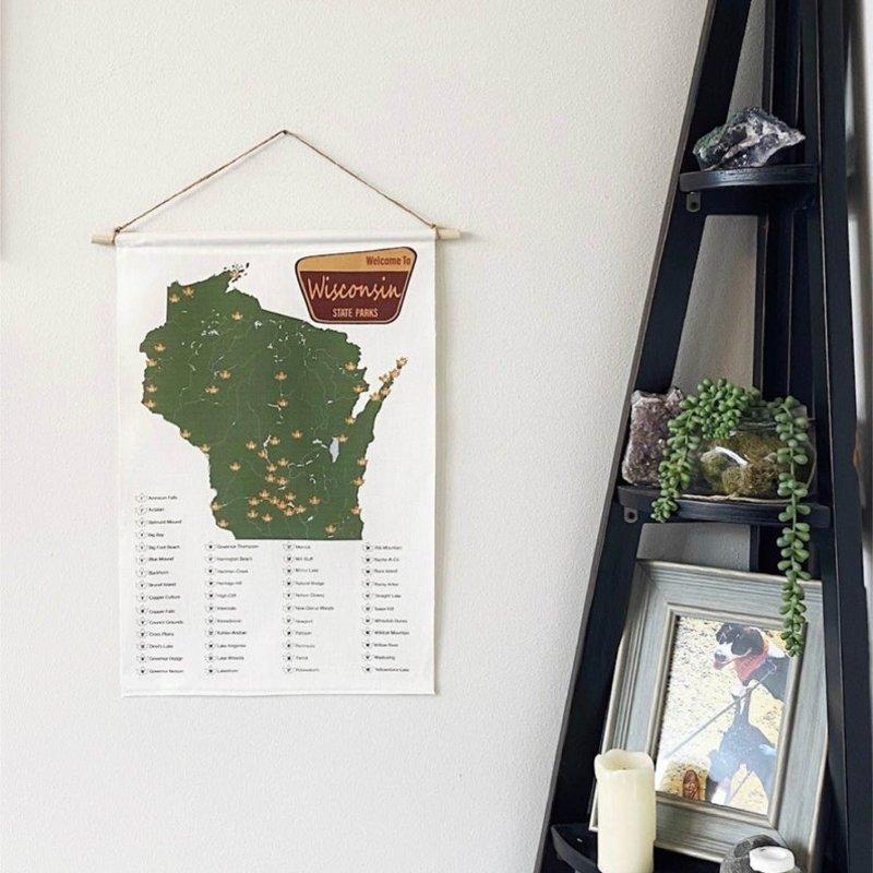 Wisconsin State Parks Checklist Banner
