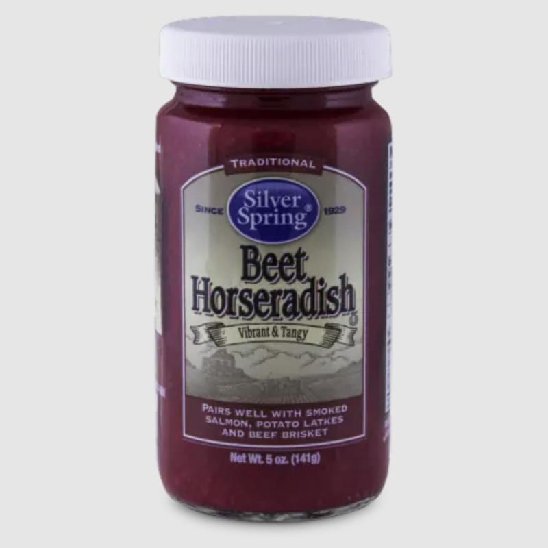 Silver Spring Foods Beet Horseradish