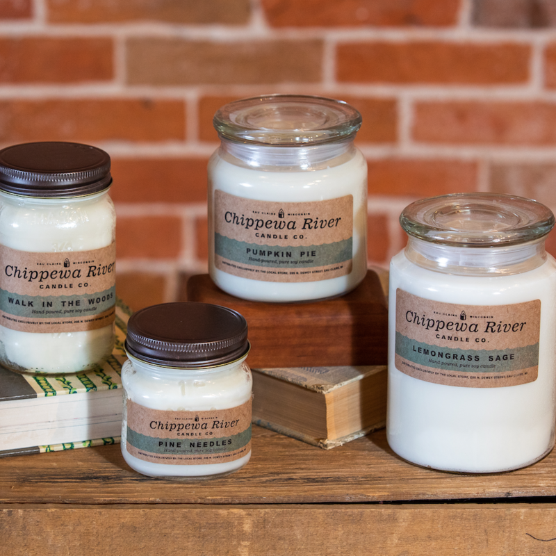 Chippewa River Candle Co. Spiced Cranberry | Chippewa River Candle Co.