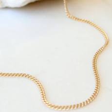 Adorn Jewelry Dani Choker - Gold