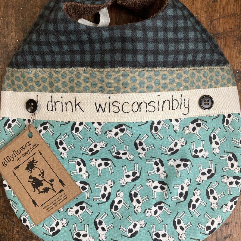 Deb Christenson Bib - Drink Wisconsinbly
