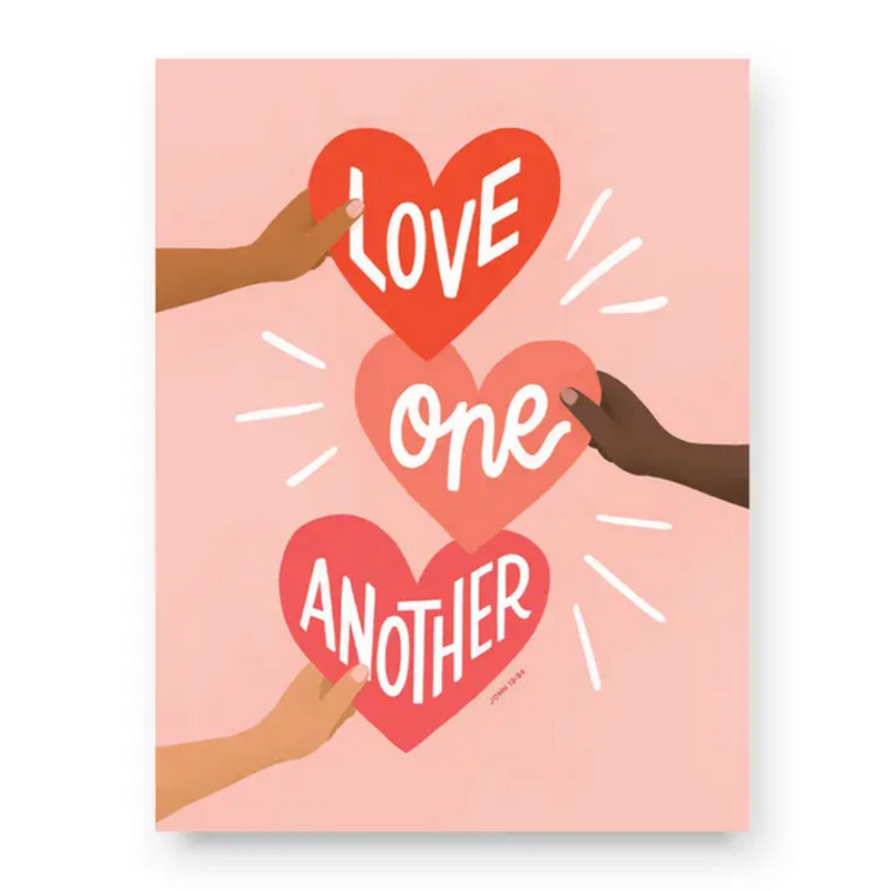 Love One Another Print (8x10)