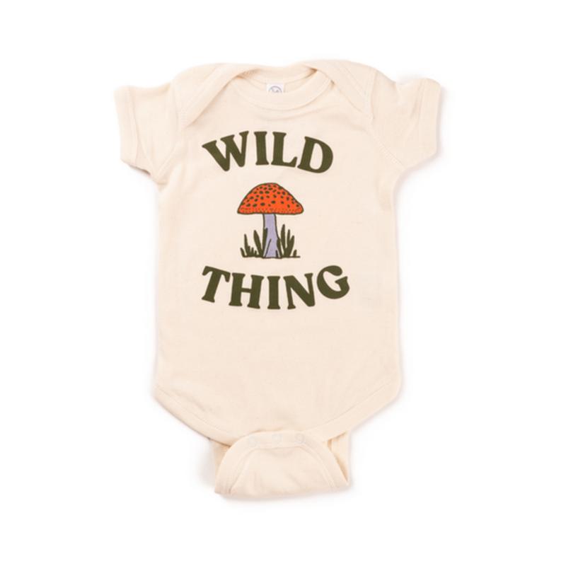 Onesie - Wild Thing
