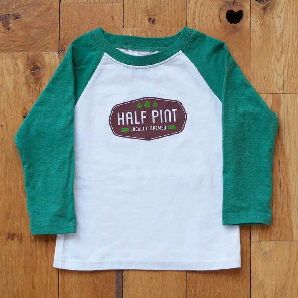 Kids Tee - Half Pint Raglan