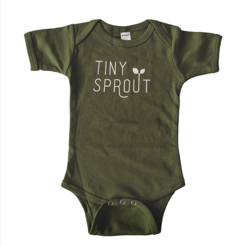 Onesie - Tiny Sprout