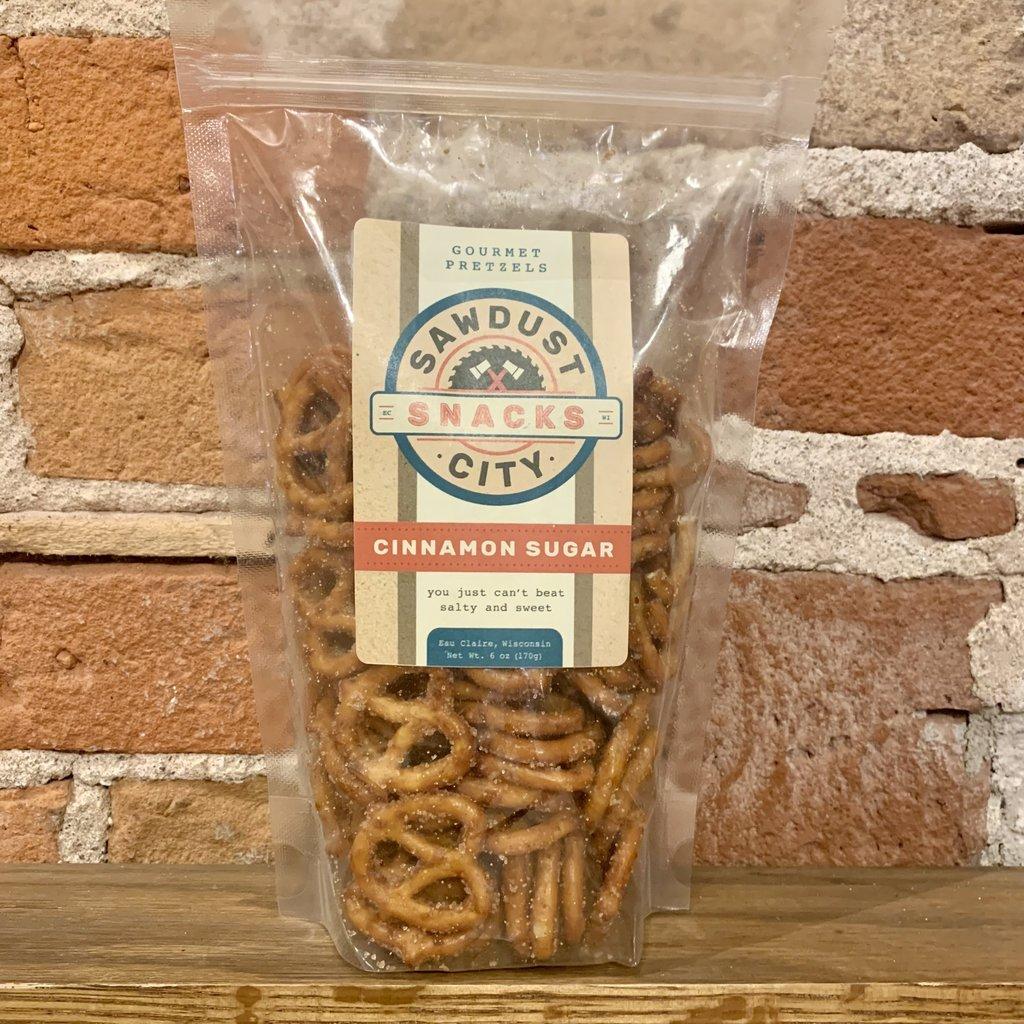 Sawdust City Snacks Sawdust City Snacks Flavored Pretzels (6 oz.)