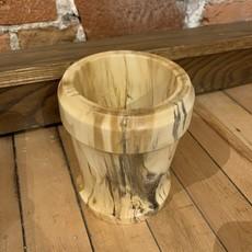 Spalted Chestnut Vase (no glass)