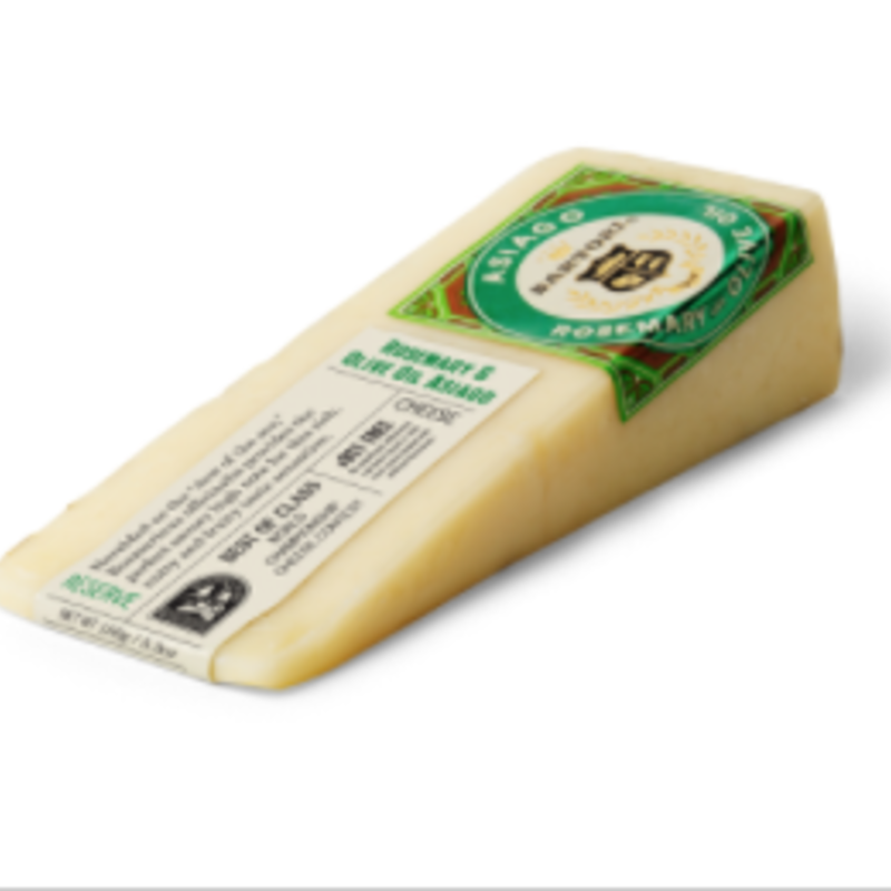 Sartori Cheese Sartori Asiago Rosemary & Olive Oil