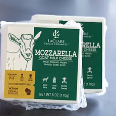 LaClare farms Goat Mozzarella