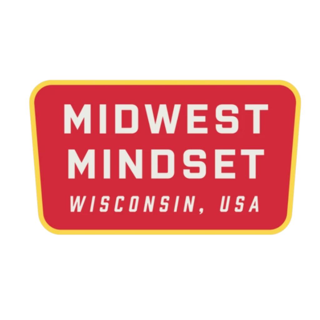 Giltee MKE Sticker - Midwest Mindset