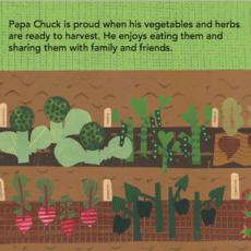 Jeanne Styczinski Papa Chuck's Garden