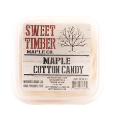 Maple Cotton Candy - 1oz.