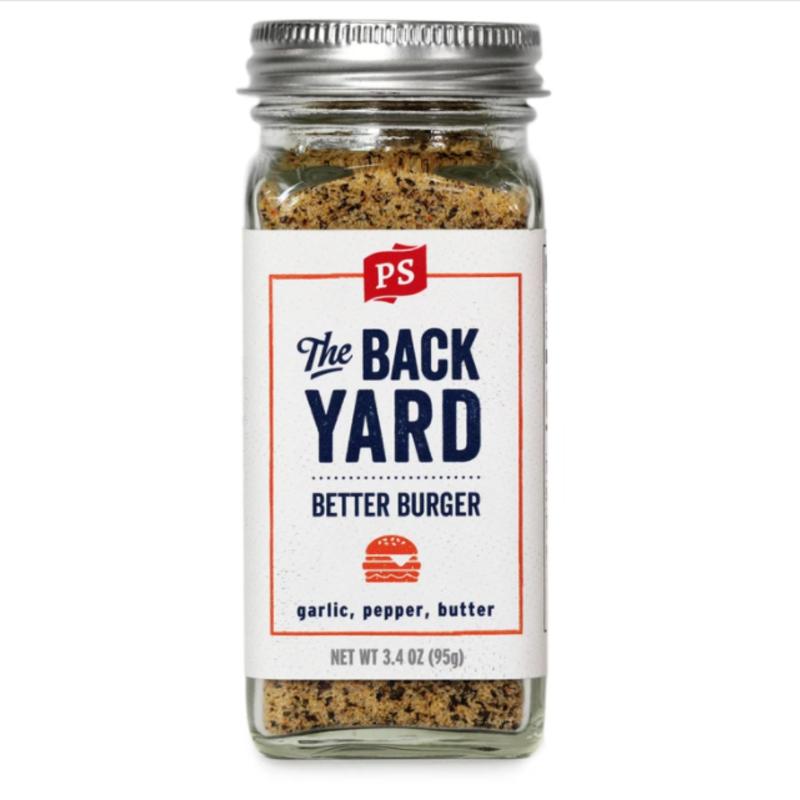 PS Seasoning The Backyard Seasoning (Burger Seasoning)