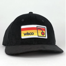 Giltee MKE Wisconsin Old Fashioned Corduroy Hat