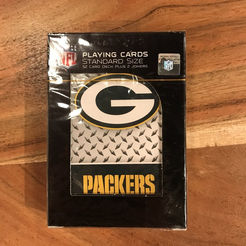 Volume One Playing Cards - Packers